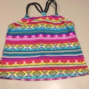 wonder nation Swim - Swimwear tankini girls XL